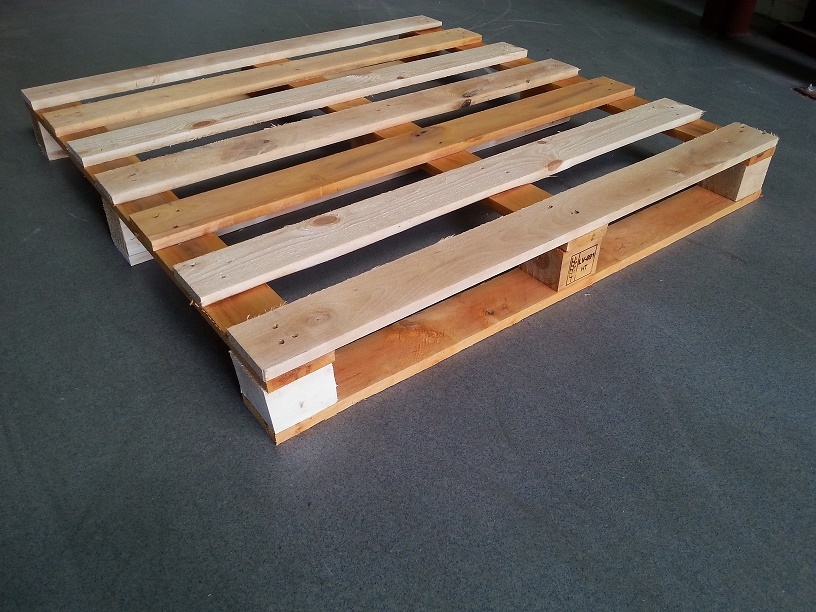 Pallet 110x110 container pallet